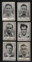 Football 1950 trade cards, Arsenal, Fulham,Morton, etc #080